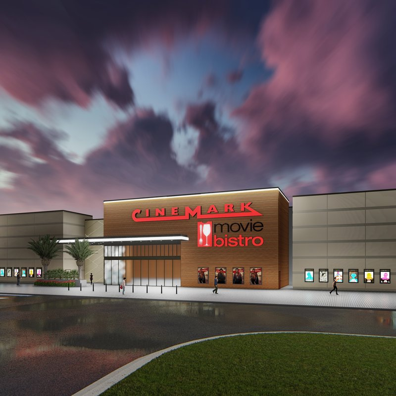 Cinemark to Open Sixth Movie Theatre in El Paso, Texas