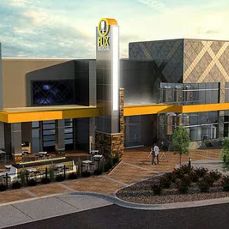 Flix Brewhouse Cinema Eatery to be Entertainment Anchor at West Towne Marketplace
