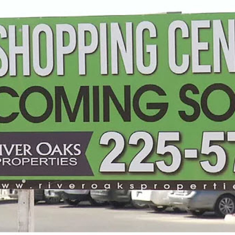 Shopping Centers taking over El Paso are here to stay