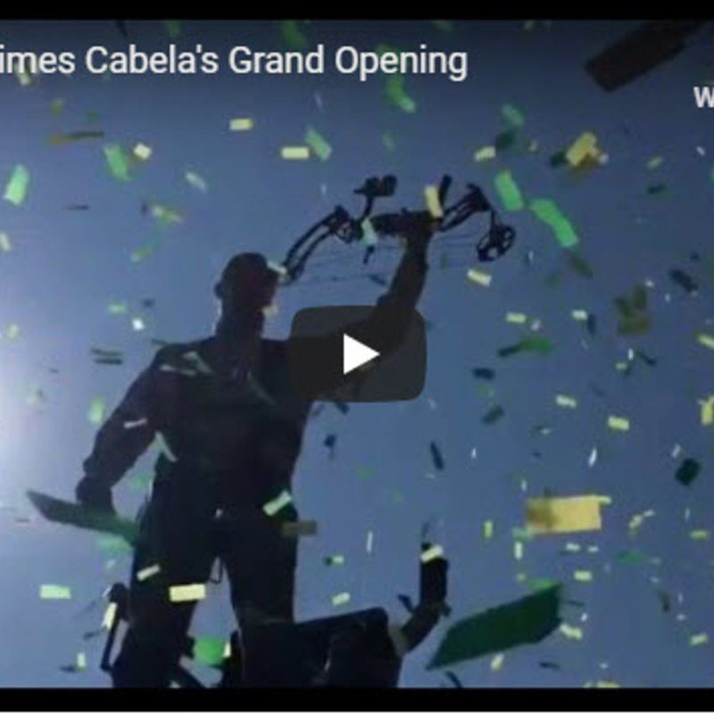 Newest Cabela's store opens in West El Paso
