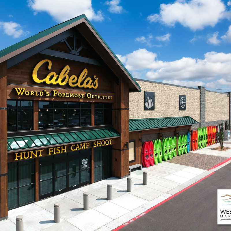 Cabela's set to open in new $100 million West El Paso center