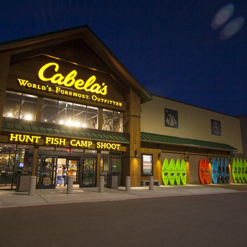 Cabela's Announces Opening Date of El Paso Store