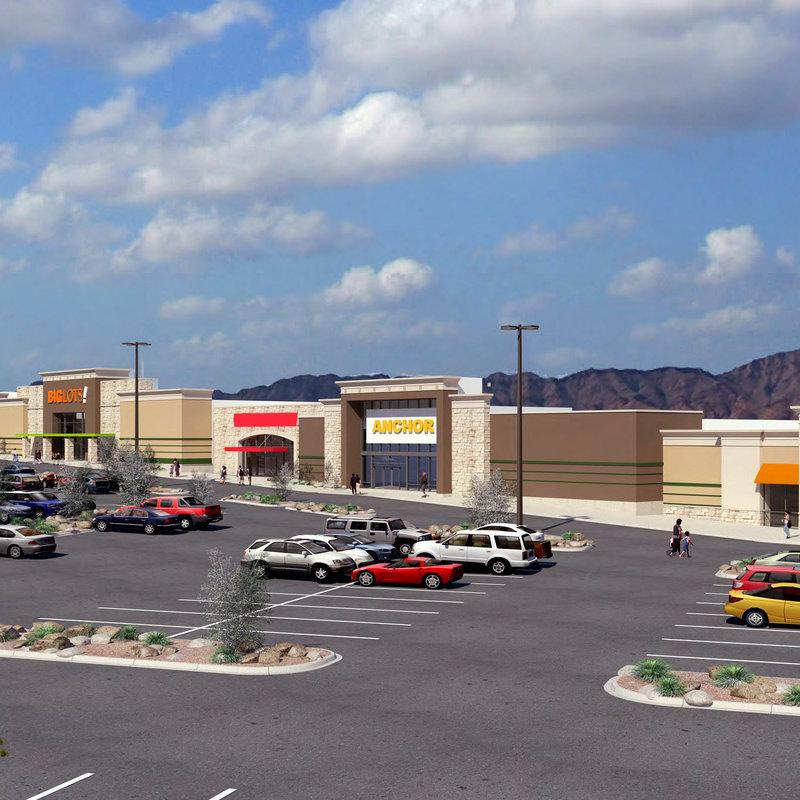 Northeast El Paso shopping center long overdue