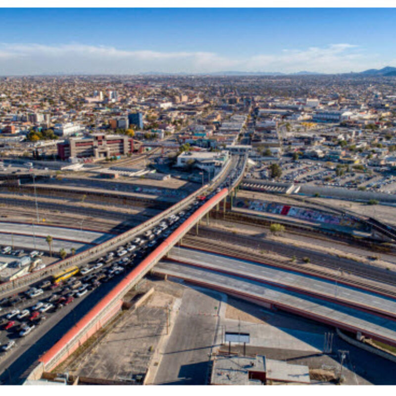 Study details trends among those who cross border in El Paso-Juarez region
