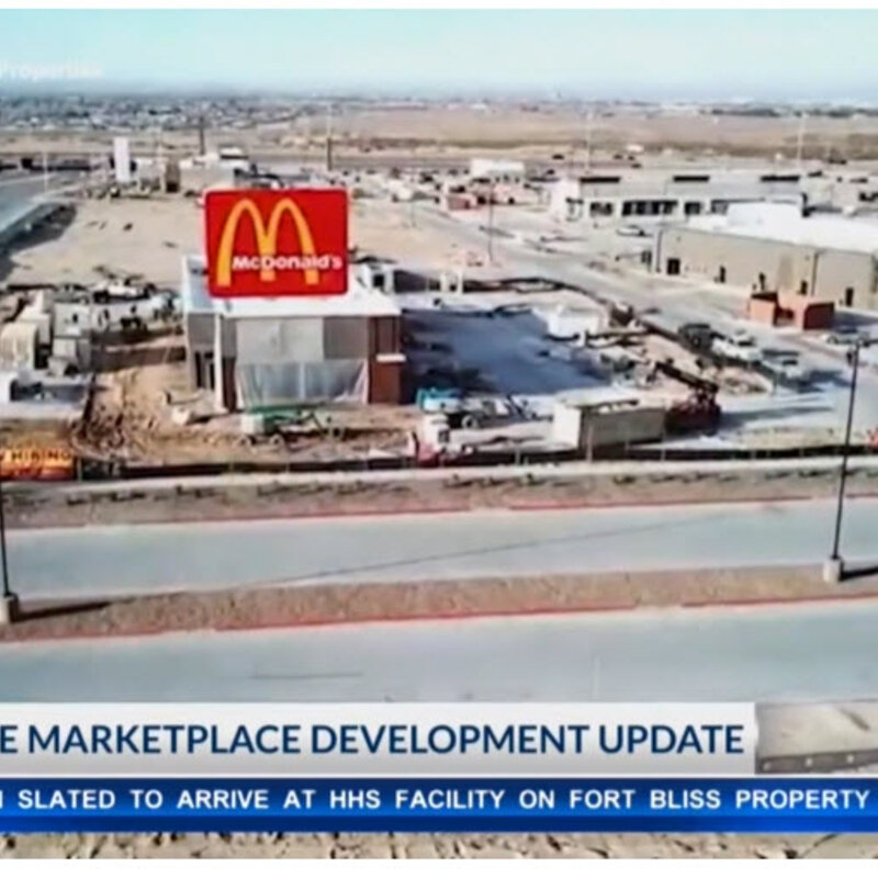 More job opportunities, plans for more shopping space construction in near future in Far East El Paso