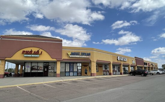 Montwood Square