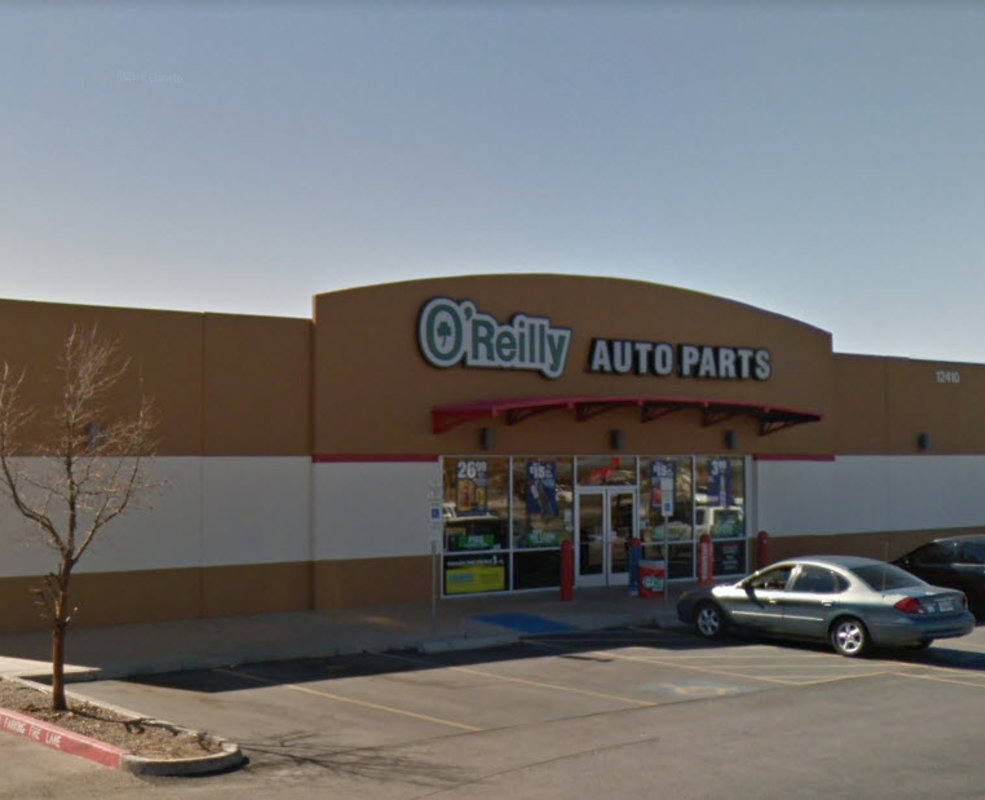 O'Reilly Auto Parts - Edgemere & Tierra Este