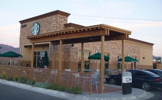 Starbucks - Shops at the Outlet Mall