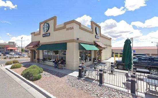 Starbucks - Mesa & Sunland Park