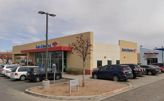 Bank of America - Zaragoza & Saul Kleinfeld