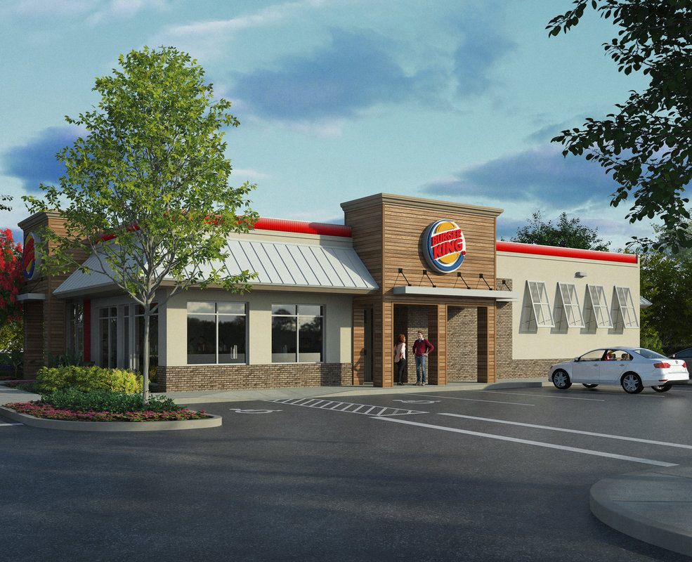 Burger King - Zaragoza & Edgemere