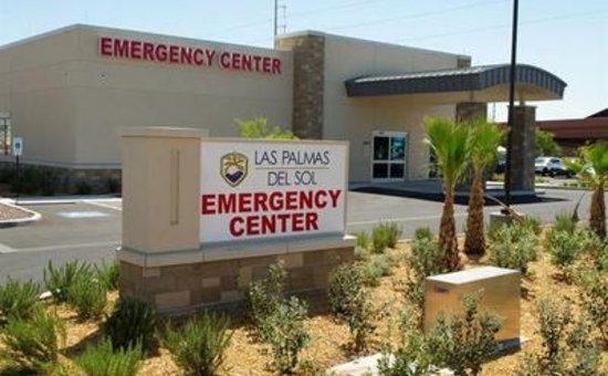 Las Palmas Del Sol Emergency Room - El Mercado