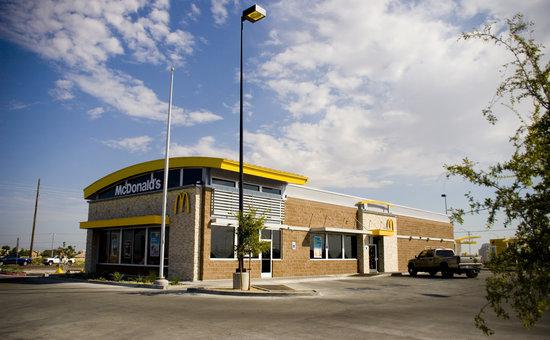 McDonalds - Zaragoza & Edgemere