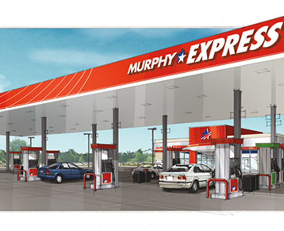 Murphy Oil - Zaragoza & Edgemere