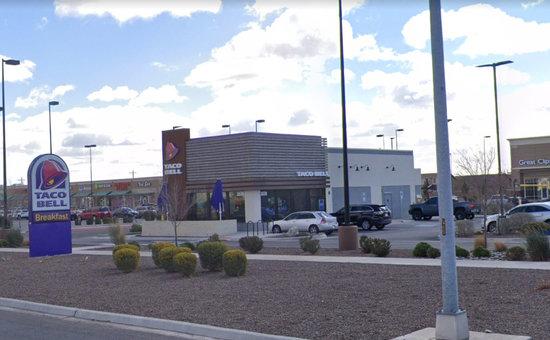 Taco Bell - Zaragoza & Edgemere