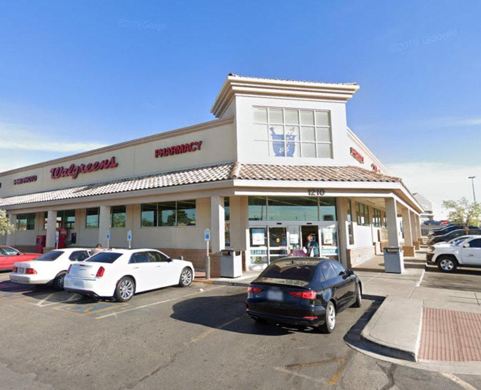 Walgreens - McRae & Wedgewood