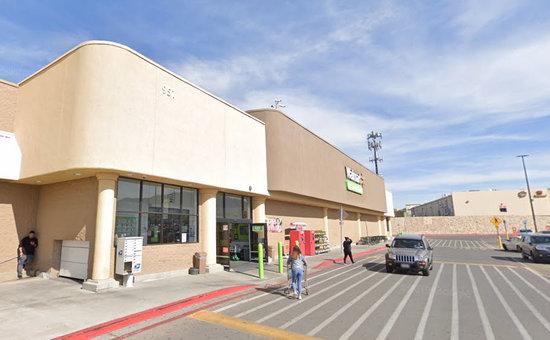 Walmart - Resler & Redd Rd.