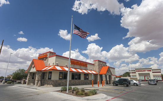 Whataburger - The Shops at Tierra Este