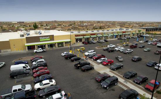 Wal-Mart - Edgemere & Zaragoza