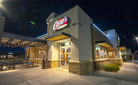 Raising Cane's - West Towne Marketplace