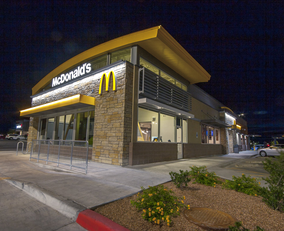 McDonald's - West Towne Marketplace