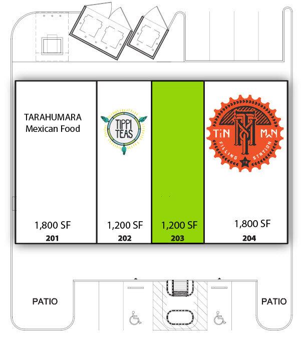 Dieter Marketplace II Site Plan