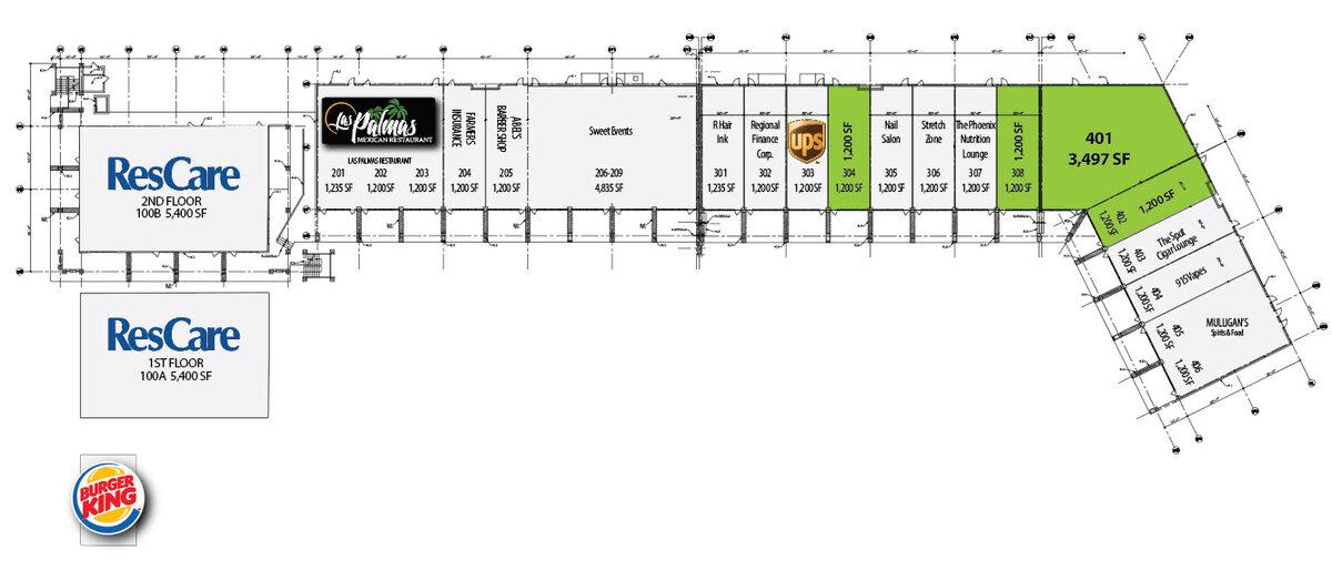 Dieter Plaza Site Plan
