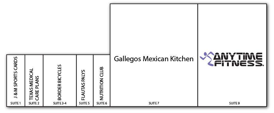 East Loop Village El Paso Texas Retail Space
