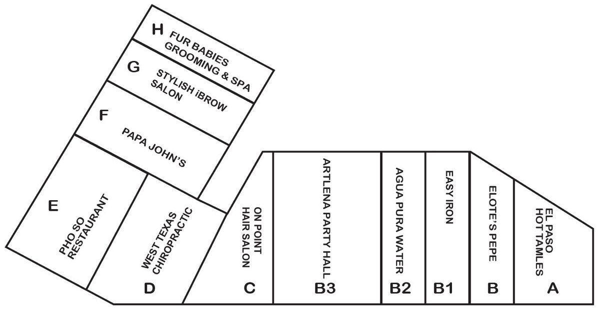Montwood Square Site Plan