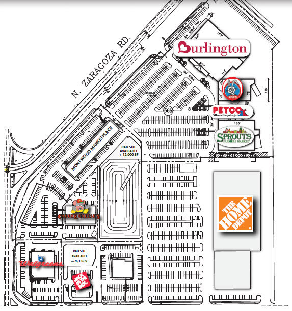 Zaragoza Depot El Paso Texas Retail Space