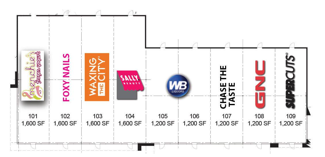 North Hills Crossing - Pad N El Paso Texas Retail Space